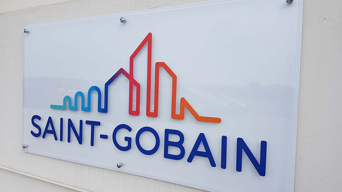 plaque saint-gobain